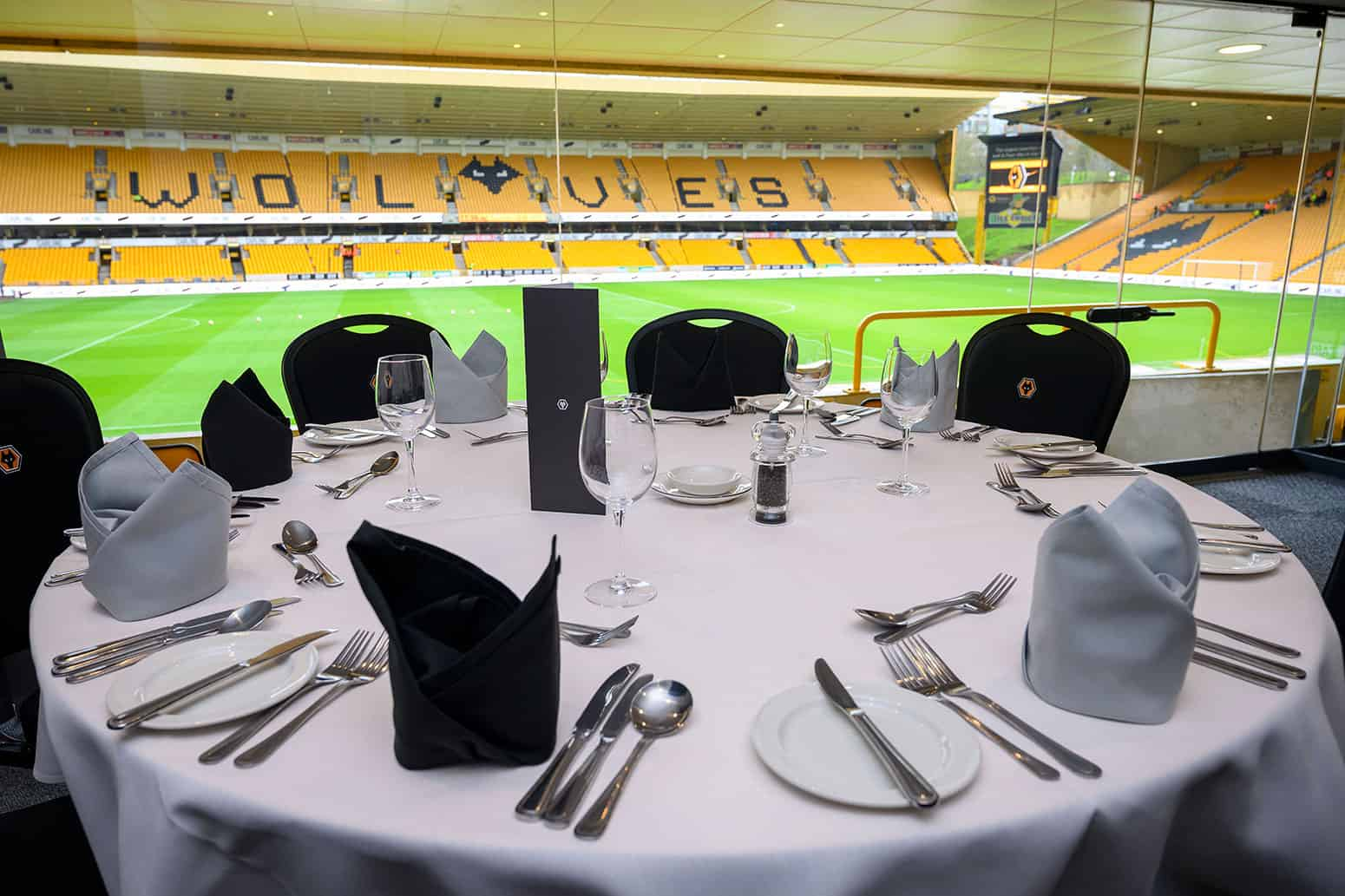 Billy Wright Box at Molineux